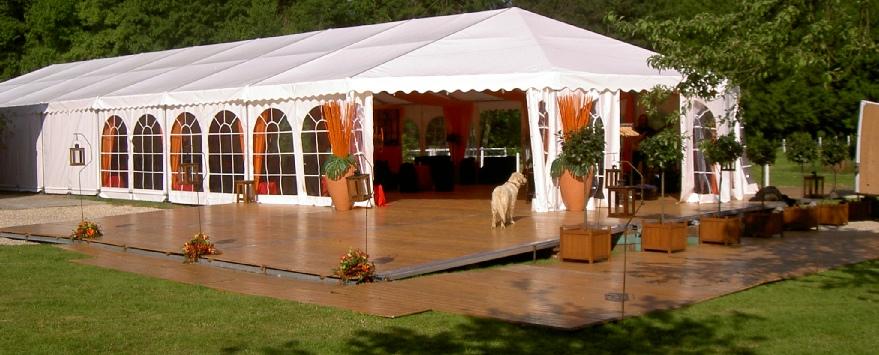 Super location de tente et chapiteaux pour réception seine maritime LF57